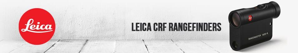 Leica CRF Rangefinders