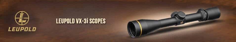 Leupold VX-3i scopes