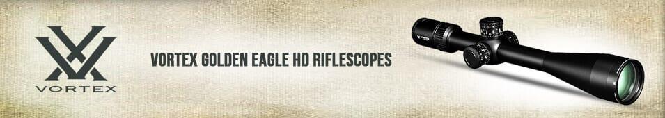 Vortex Golden Eagle HD Riflescope