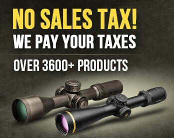 No Sales Tax! We Pay Your Taxes