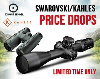 Swarovski/Kahles Price Drop