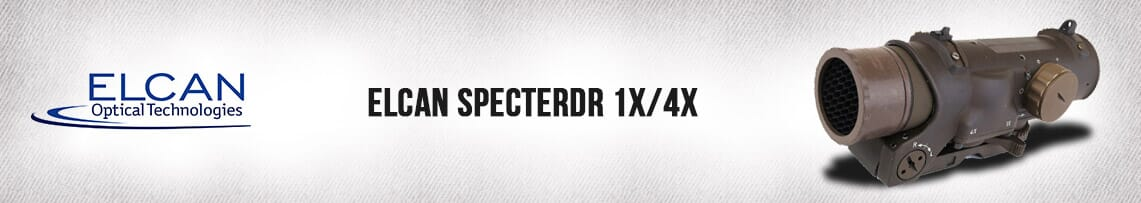 Elcan SpecterDR 1x/4x