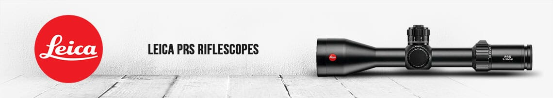 Leica PRS Riflescopes