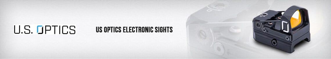 US Optics Electronic Sights